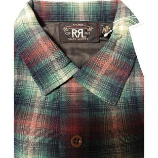 RRL - 新品タグ付きRRLキャップシャツ