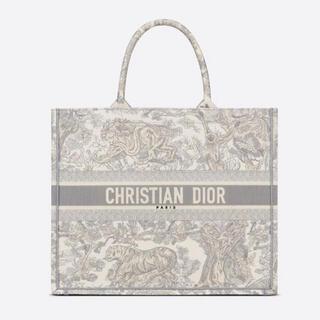 Christian Dior - ディオール ブックトート Dior Book Tote