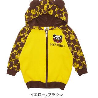 HYSTERIC MINI - ヒス パンダパーカー 90