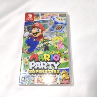 Nintendo Switch - マリオパーティ スーパースターズ Switch 商品未開封