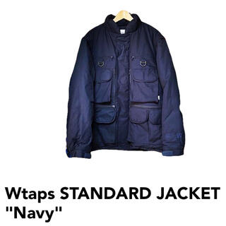 W)taps - WTAPS A.H. SSZ STRAND JACKET NAVY Mサイズ