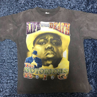 FEAR OF GOD - Notorious B.I.G.  biggie vintage rap tee