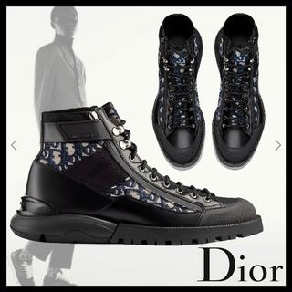 DIOR HOMME - Dior ハイカット スニーカー