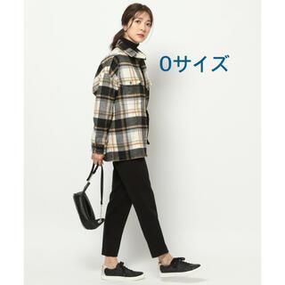 BARNYARDSTORM - 未使用*佐田真由美さん着 BARNYARDSTORM Wクロステーパードパンツ