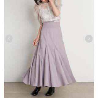 snidel - snidel ランダムボリュームスカート