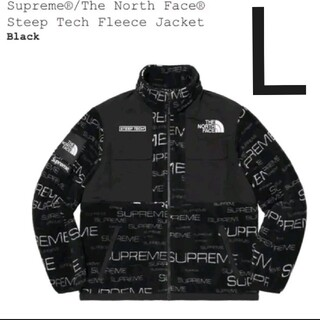 Supreme - Steep Tech Fleece Jacket Supreme North L