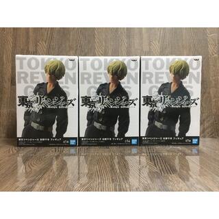 【匿名配送・即日発送】東京卍リベンジャーズ 松野千冬 フィギュア×3