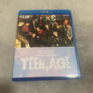 セブンティーン(SEVENTEEN)のSEVENTEEN Blu-ray(K-POP/アジア)