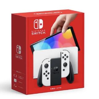 Nintendo Switch - 【新品未使用】Nintendo Switch (有機ELモデル) ホワイト