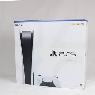 PlayStation - 新品未開封 PS5 本体 プレイステーション5 CFI-1100A01
