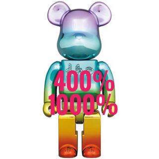 MEDICOM TOY - BE@RBRICK U.F.O. 1000% 400% セット