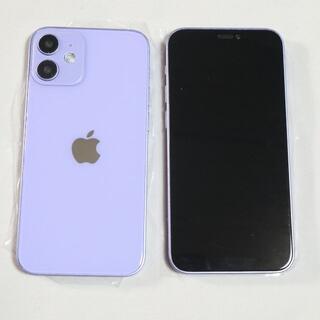 iPhone12 mini パープル スマホモックアップ  展示品 サンプル(その他)