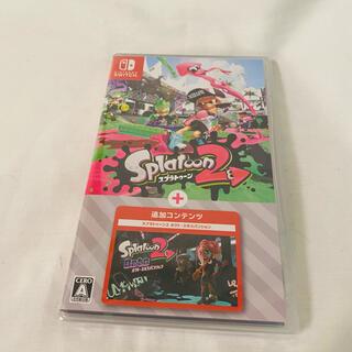 Nintendo Switch - 新品未開封 未使用 スイッチ スプラトゥーン2 オクトエキスパンション