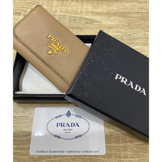 PRADA - プラダ  キーケース 中古品