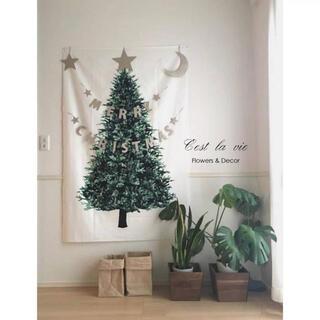 クリスマスツリー クリスマス タペストリー 北欧 壁掛け リビング 部屋 装飾
