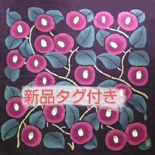 【新品タグ付き】竹久夢二 風呂敷 90cm むす美