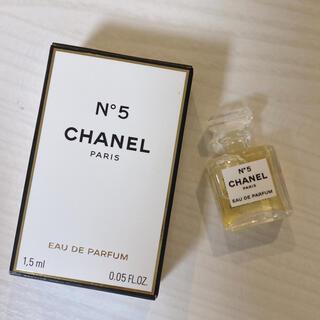 CHANEL - シャネル 香水 N5 試供品