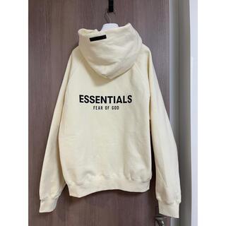 Essential - 新品未使用新作2021SS essentialsエッセンシャルズ パーカー M