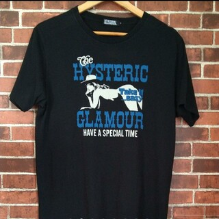 HYSTERIC GLAMOUR - ヒステリックグラマー Tシャツ ガール