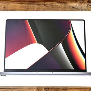 Mac (Apple) - Apple 16インチMacBook Pro スペースグレイ