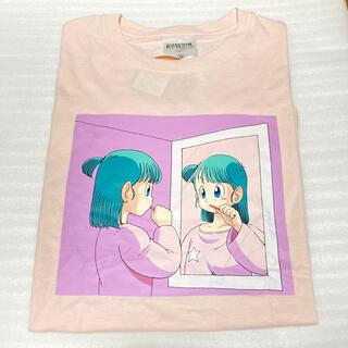 アベイル(Avail)のアベイル ドラゴンボール ブルマ プリント 半袖 Tシャツ M(Tシャツ/カットソー(半袖/袖なし))