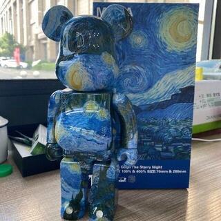 Vincent van Gogh Starry BE@RBRICK 400%(その他)