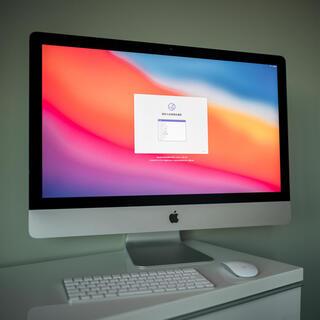 Mac (Apple) - iMac  Late2015 27インチ メモリ24GB 2TBフュージョンD