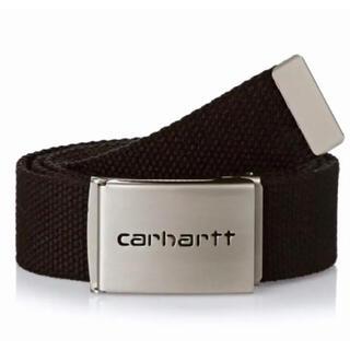 セール!カーハート Carhartt Clip Chrome ウェブベルト 黒