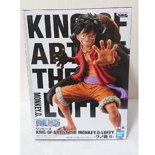 BANDAI - ワンピース KING OF ARTIST ルフィ ワノ国 Ⅱ