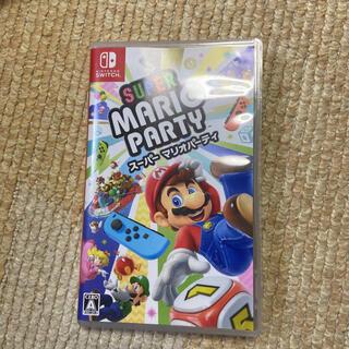 Nintendo Switch - スーパーマリオパーティ スイッチ ソフト