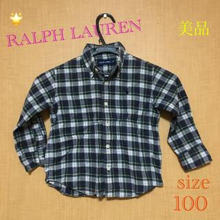 ラルフローレン(Ralph Lauren)の☆RALPH LAUREN   シャツ サイズ100  ☆(その他)