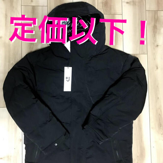 UNIQLO - 新品未使用タグ付き・ユニクロ +J ハイブリッドダウンオーバーサイズジャケット