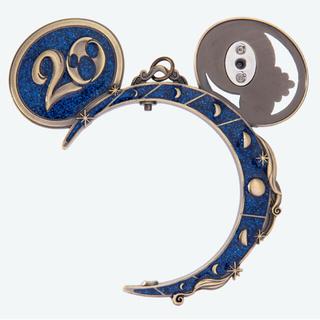 Disney - クリスタルスフィア ベース シャイニングムーン 青