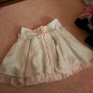 リズリサ(LIZ LISA)のLIZLISA★スカート(ひざ丈スカート)