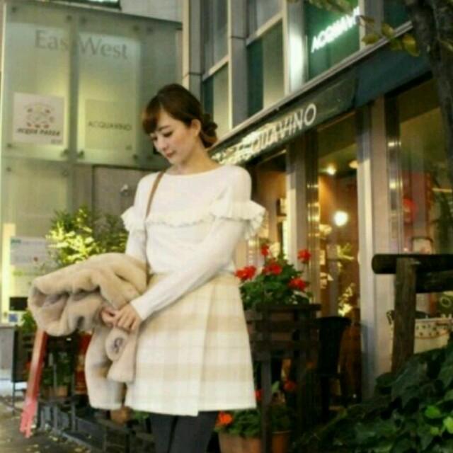 MERCURYDUO(マーキュリーデュオ)の送料無料♡大人気チェックスカート♡新品未使用タグ付き♡ レディースのスカート(ミニスカート)の商品写真