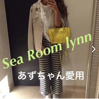 シールームリン(SeaRoomlynn)のアイボリー完売 Sea room lynn SEAミリタリージャケット(ミリタリージャケット)