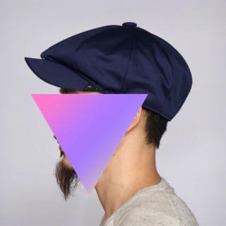 シープラスヘッドウェアー(C-PLUS HEAD WEAR)の「C-PLUS HEAD WEARS」キャスケット(キャスケット)