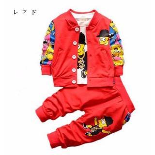 韓国子供服セットアップ3点セット サイズXL(その他)