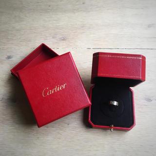 カルティエ(Cartier)のららぴー様専用ページ カルティエ ラブリング 46号(リング(指輪))