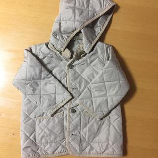 MUJI (無印良品) - 無印良品 キルティングコート