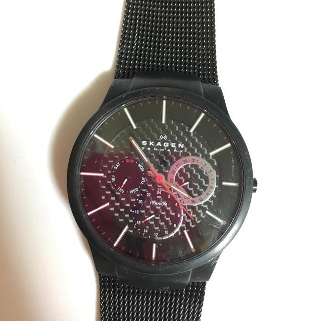 SKAGEN(スカーゲン)のスカーゲン 腕時計 レディースのファッション小物(腕時計)の商品写真