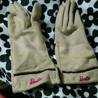 バービー(Barbie)の最終値下げ☆バービー♥スマホ操作可能手袋☆(手袋)