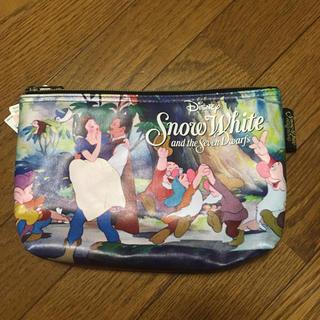 シマムラ(しまむら)の白雪姫のポーチ 新品未使用♡(ポーチ)