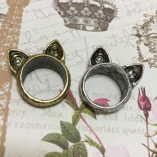 猫耳リング(リング(指輪))