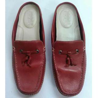 ティンバーランド(Timberland)のティンバーランド サボモカシン 革靴 22.5cm(ローファー/革靴)