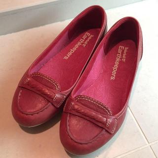 ティンバーランド(Timberland)の【送料込み】Timberland  23.5㎝ シューズ レディース(ローファー/革靴)