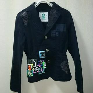 アンダーカバー(UNDERCOVER)のアンダーカバー  デザインジャケット  コート(テーラードジャケット)