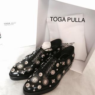 トーガ(TOGA)の早い者勝ち ! 新品未使用 toga トーガ 革靴(ローファー/革靴)