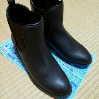 シマムラ(しまむら)のサイドゴアブーツ*\u203bマヨネーズ☆様専用\u203b(ブーツ