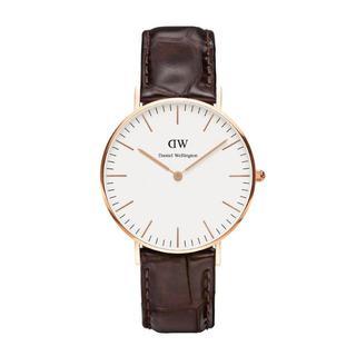 ダニエルウェリントン(Daniel Wellington)のダニエルウェリントン腕時計0510DW 36MM「ラッピング無料 」(腕時計(アナログ))